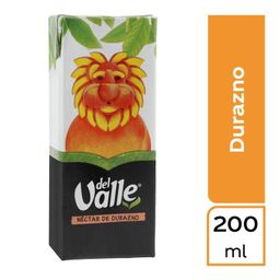 Del Valle Durazno 200 ml