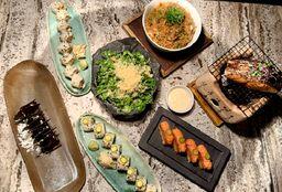 Sushi Combo 1 2 Pax