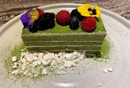 Matcha Layers Cake