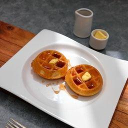 Mini Waffles Tradicionales