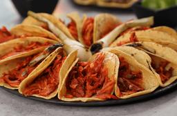 Rosca de 16 Tacos de Pastor