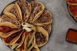 Rosca 12 Tacos Surtidos