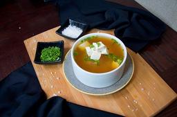 Sopa Miso Shiru Especial