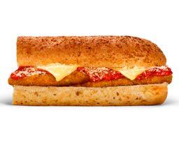 Sándwich de Pollo Parmesano 15 cm