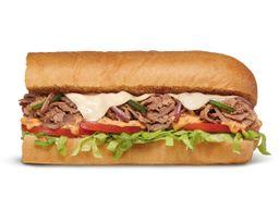 Sándwich de Carne y Queso 15 cm