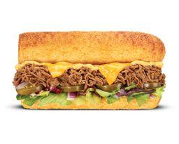 Combo Sándwich Beef Cheddar 15 cm