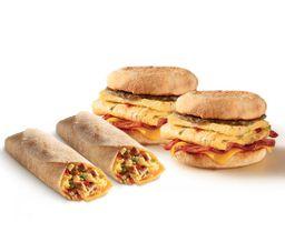 Desayuno 100% Mexicano