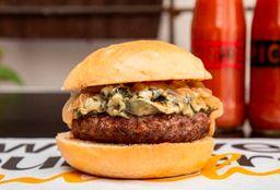 Rockefeller Burger