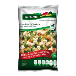 Guarnición de Verduras La Huerta 2 Kg