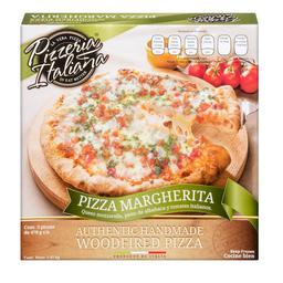 Pizza Pizzería Italiana Margherita 3 U