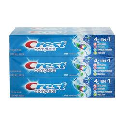 Pasta Dental Crest Complete 100 mL x 6