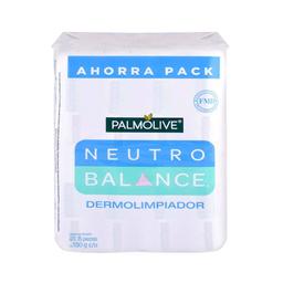 Jabón de Tocador Palmolive Neutro Balance 150 gr x 8