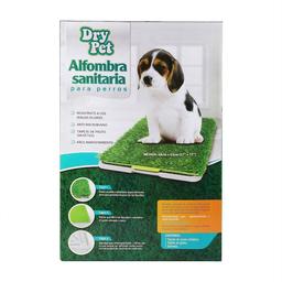 Alfombra Sanitaria Dry Pet Para Perros 1 U