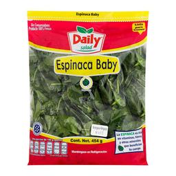 Espinaca Baby Daily Salad 454 g