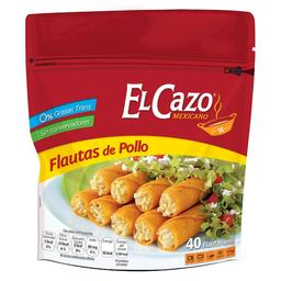Flautas de Pollo El Cazo 1.2 Kg