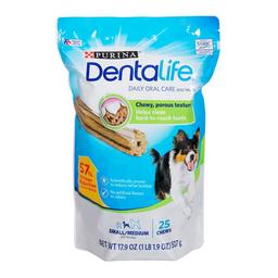Carnaza Para Perro Purina Dentalife 25 U