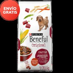 Alimento Para Perro Purina Beneful Original 20 Kg