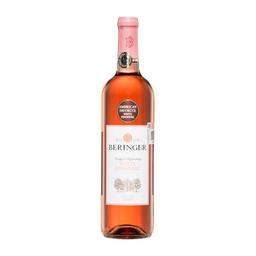 Beringer Vino Rosado  White Zinfandel Botella