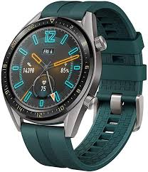 Huawei Gt Watch Primera Generación De Silicone Verde