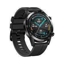 Huawei Gt Watch Segunda Generación De Silicone Negro