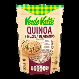 Quinoa Y Mezcla De granos Verde Valle