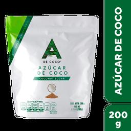 A De Coco Azcar de Coco Organico