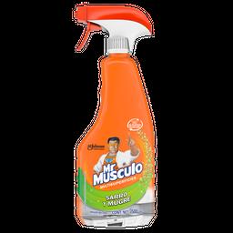 Limpiador Mr Musculo Sarro Y Mugre 500