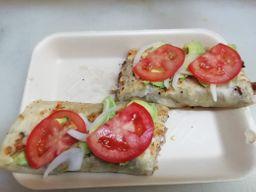 Burrito de Bisteck con Queso
