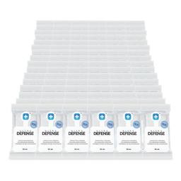 Gel Antibacterial de Alta Concentración Paquete 50 mL x 100