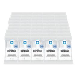 Gel Antibacterial de Alta Concentración Paquete 50 mL x 50