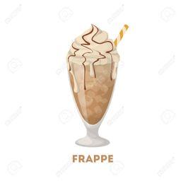 Frappe Chocolate Casero