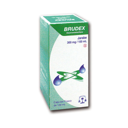 Dextrometorfano Brudex 120 mL (15 mg)
