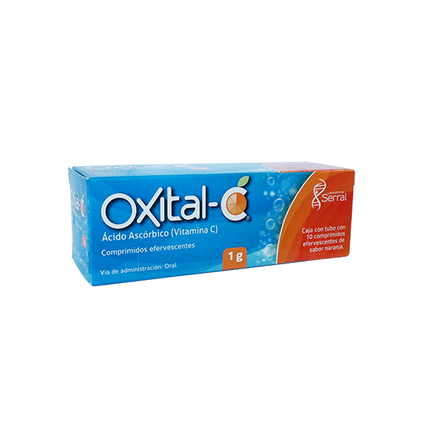 Comprar Oxital-c Efervescentes (1 G)