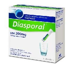 Diasporal 20 U (300 mg)