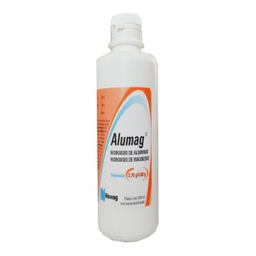 Alumag Suspensión 240 mL (3.70 g/4 g)