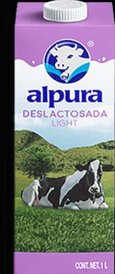 Alpura Leche Deslactosada Light