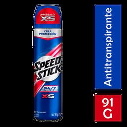 Speed Stick Antitranspirante En Spray Men  X5 Multiprotect