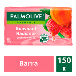 Palmolive Naturals Jabón  Yogurt Y Frutas