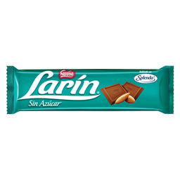 Larín Chocolate Larin Sin Azúcar