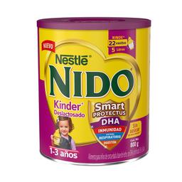 Producto Lácteo Nido Kinder en Polvo Deslactosado