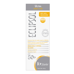 Crema Facial Eclipsol Ultra Daily Use y Corporal 60 g