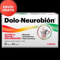 Dolo-Neurobion Merck 10 Tableta(S) Caja Diclofenaco 50 Mg