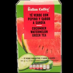 Verde con Pepino y Sandía