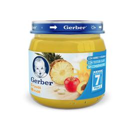 Papilla Gerber Etapa 2 Frutas Mixtas