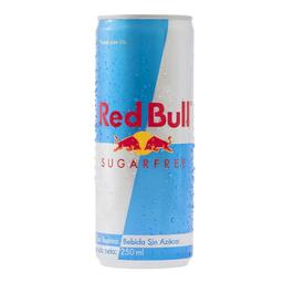 Enegizante Red Bull Sin Azúcar