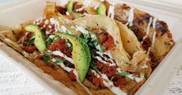 Tacos Chori-Tuna (4 pzas)