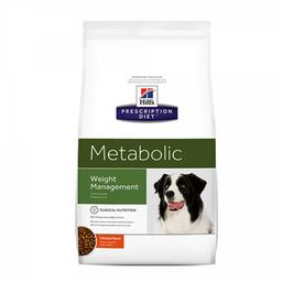 Hills Prescription Diet Alimento Para Perro Metabolic