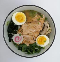 Ramen Curry con Pollo