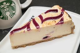 Cheesecake Brulee de Frambuesa
