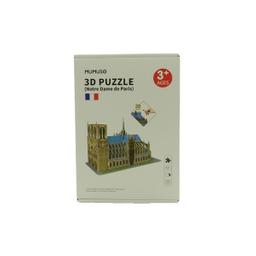 Rompecabezas 3D Notre Dame de Paris